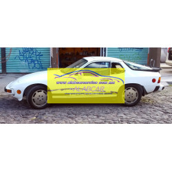 PORSCHE 924 TURBO 1982